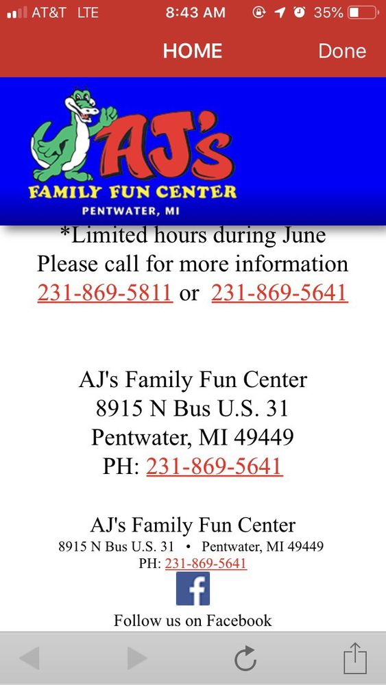 AJ's Family Fun Center - 2019 All You Need to Know BEFORE