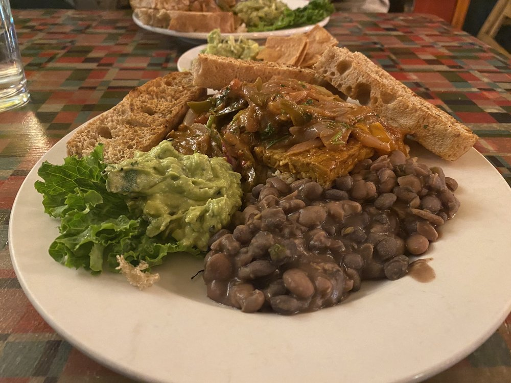 Food from Guadalupe