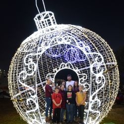 photo of mosca design raleigh nc united states 16 walk through - Christmas Light Show Raleigh Nc