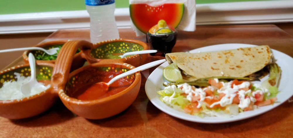 Tortilleria Taqueria Lenchita: 618 E 183rd St, Bronx, NY