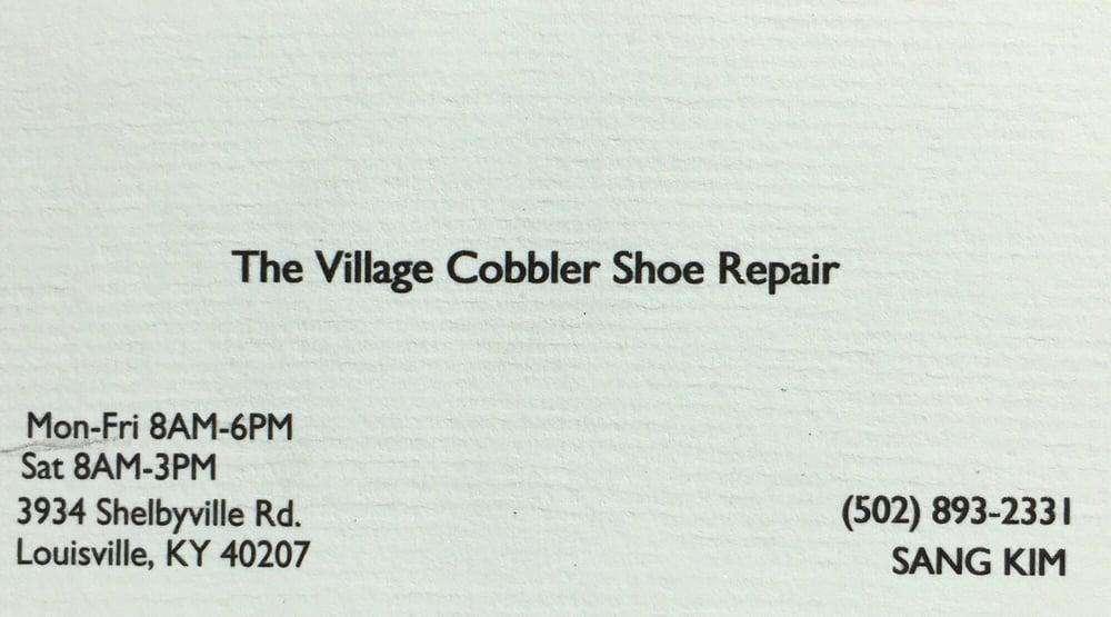 Shoe Repair Lewisville Ky