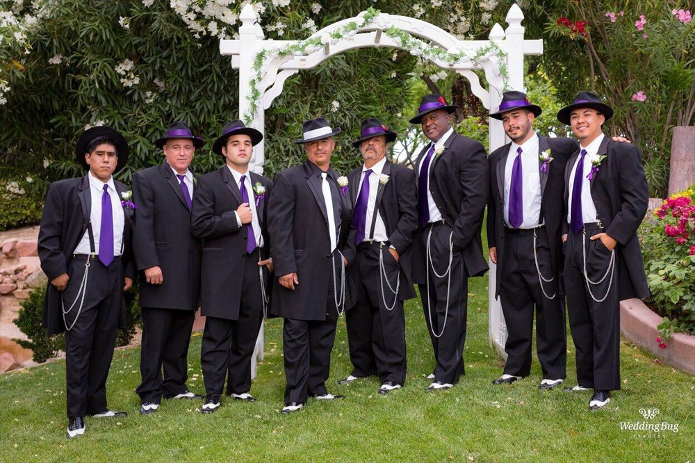 Mercedes you are awesome and the zoot suits made my wedding - Yelp