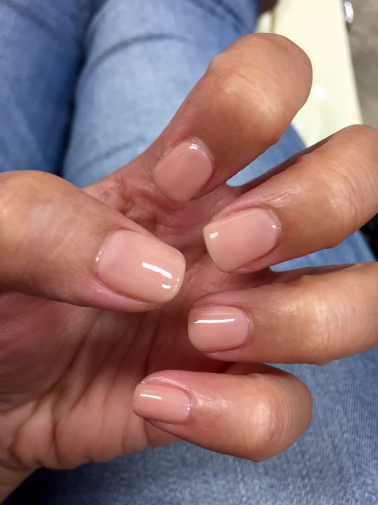 Kiara Sky: Bare With Me - gel manicure by Peter - Yelp