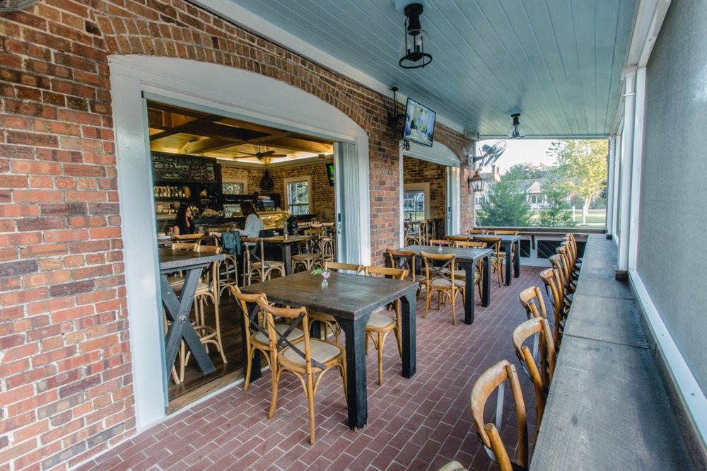 Cream of the Crop Cafe and Wine Bar: 301 Showboat Ln, Thomasville, GA