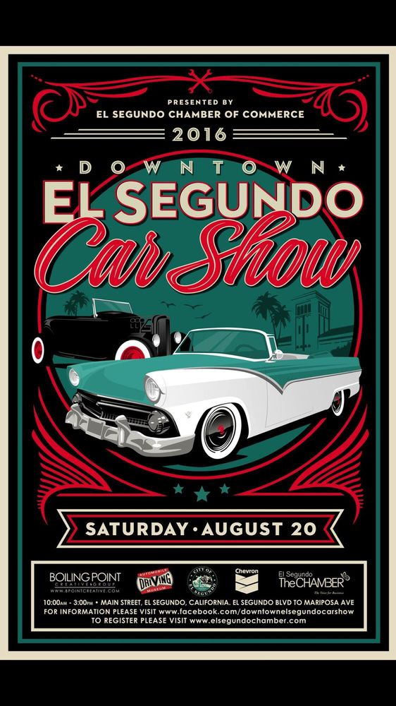 Photos For Downtown El Segundo Car Show Yelp - El segundo car show