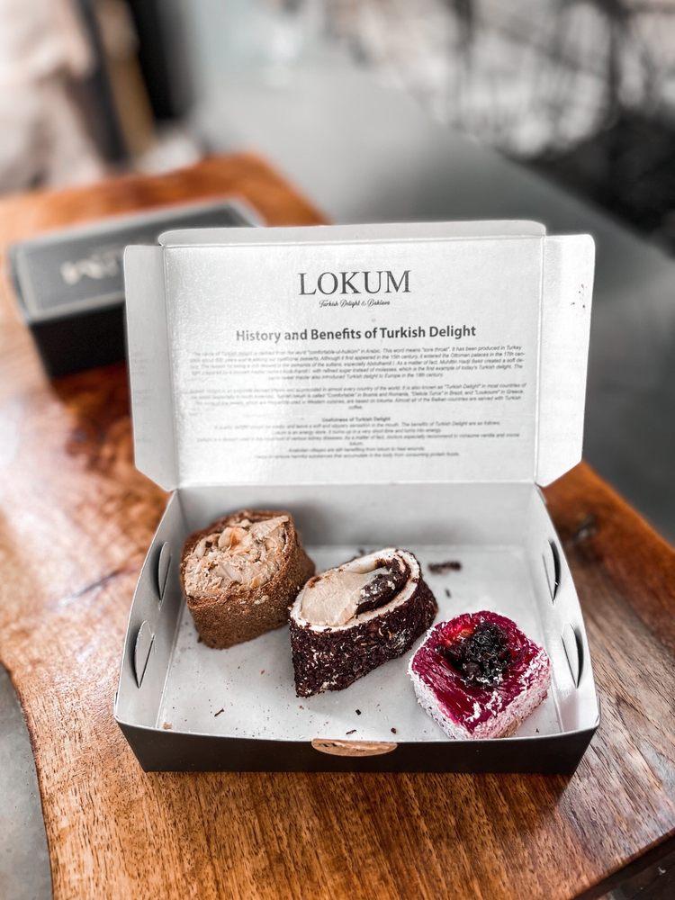 LOKUM Turkish Delight & Baklava