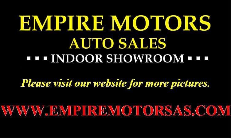 We finance yelp for Empire motors auto sales
