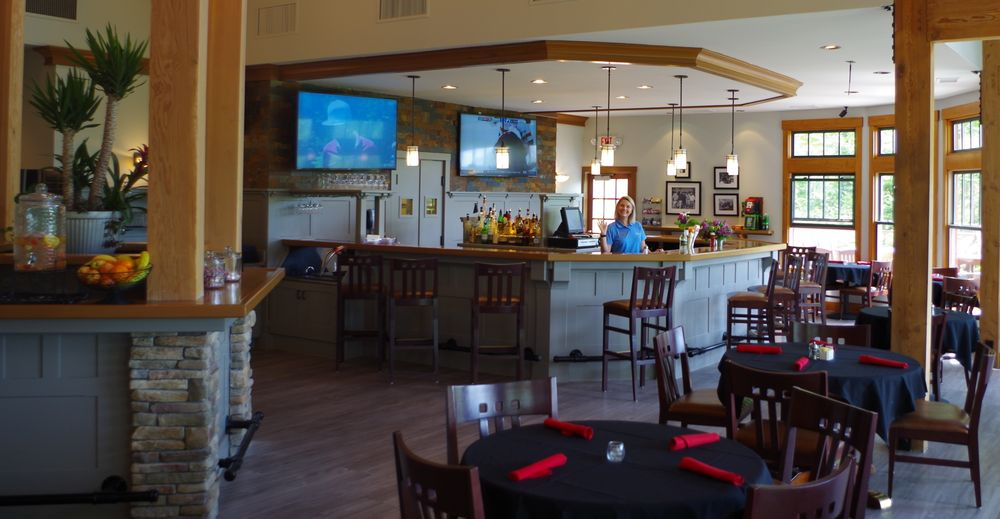 The Compass Room at True North Golf Club: 2500 True North Dr, Harbor Springs, MI