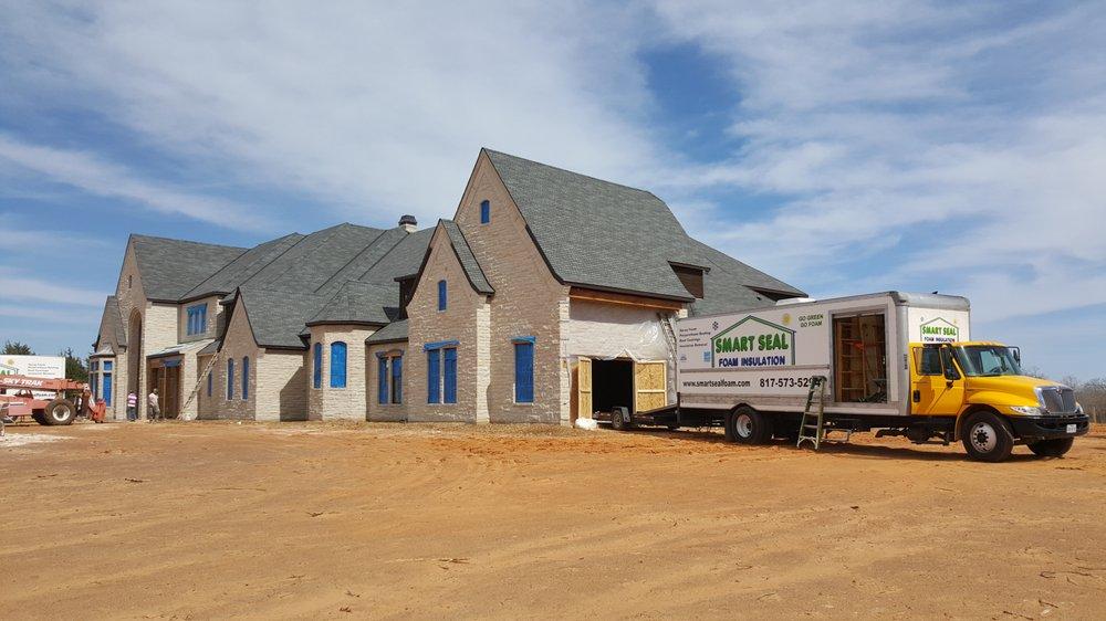 Smart Seal Foam Insulation: 1306 Weatherford Hwy, Granbury, TX