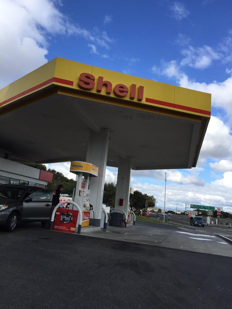 Enfrente Shell Service