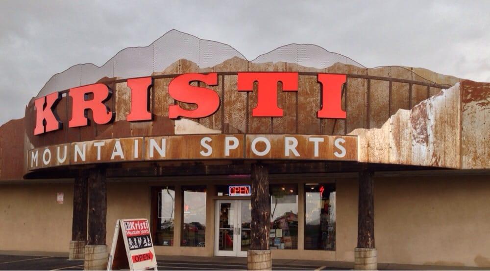 Kristi Mountain Sports - Alamosa: 3223 Main St, Alamosa, CO