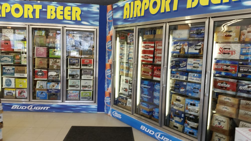 Airport Beer Distributor: 4850 W Lake Rd, Erie, PA