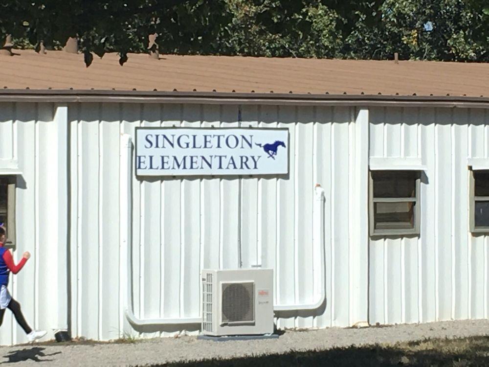 Singleton Elementary: 622 Cook Ave, Arkoma, OK