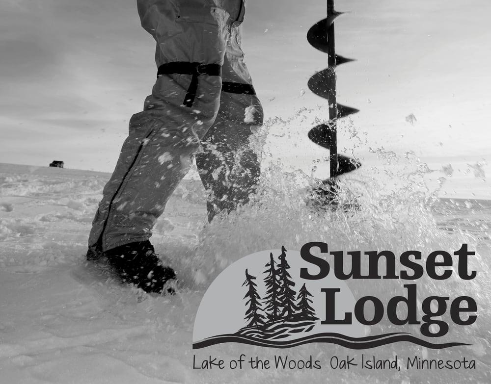 Sunset Lodge: 3179 Oak, Oak Island, MN