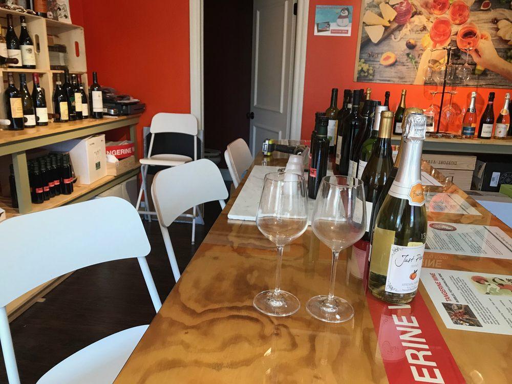 tangerine wine: 32731 Franlin Rd, Franklin, MI