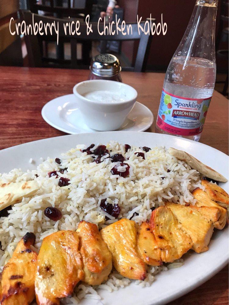 Padria Mediterranean Café: 9708 NE 119th Way, Kirkland, WA