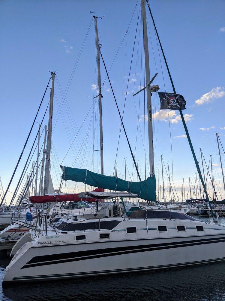 Phenix Sailing Charters: 111 N Lake Shore Dr, Chicago, IL