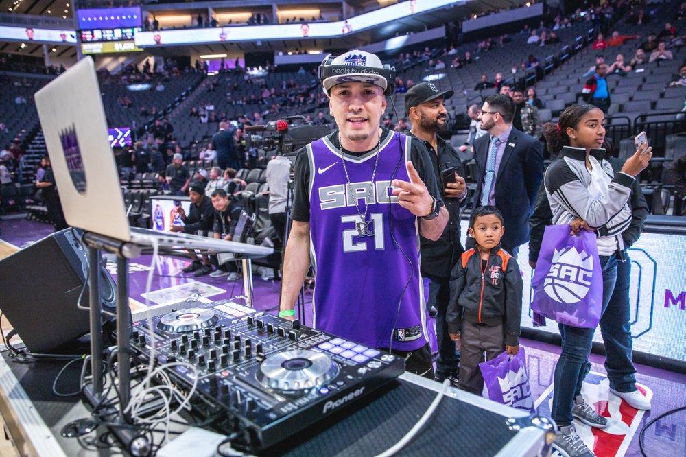 DJ Eddie Z: Sacramento, CA