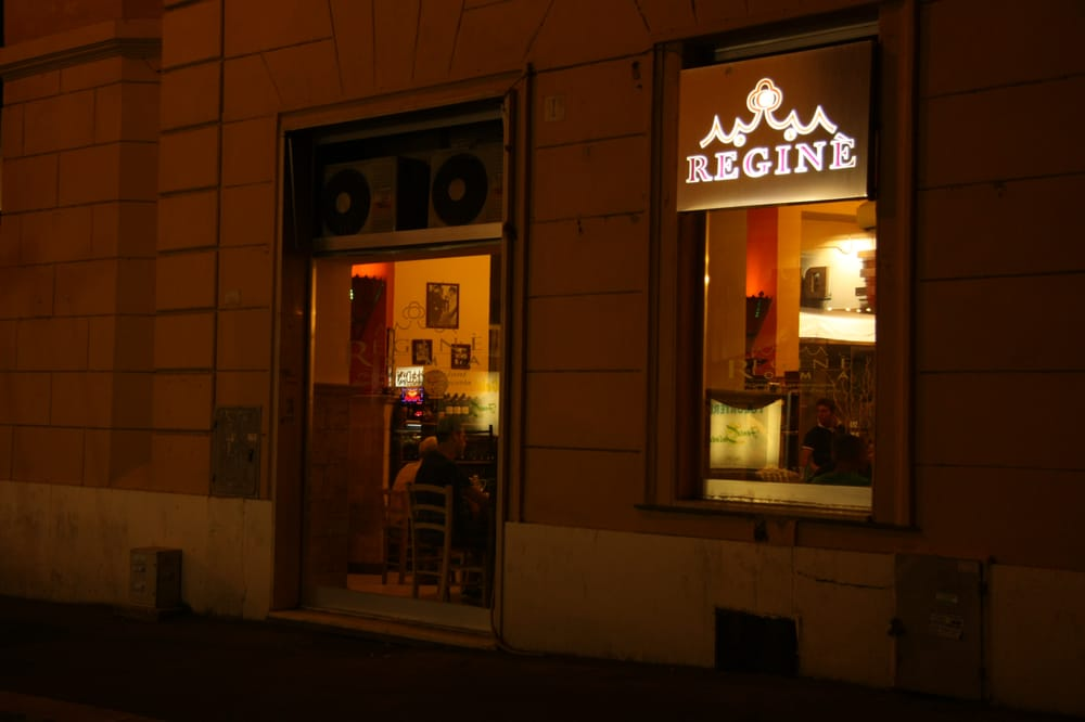 Regin trastevere pizzerie viale trastevere 77 for Ristorante in baita vicino a me