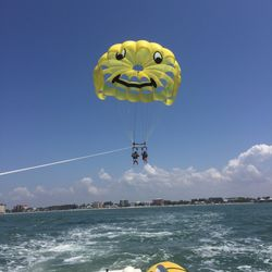 Photo Of Paradise Parasail Fort Myers Beach Fl United States And Away