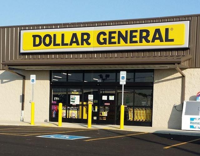 Dollar General Store: 11491 US Highway 69 S, Warren, TX