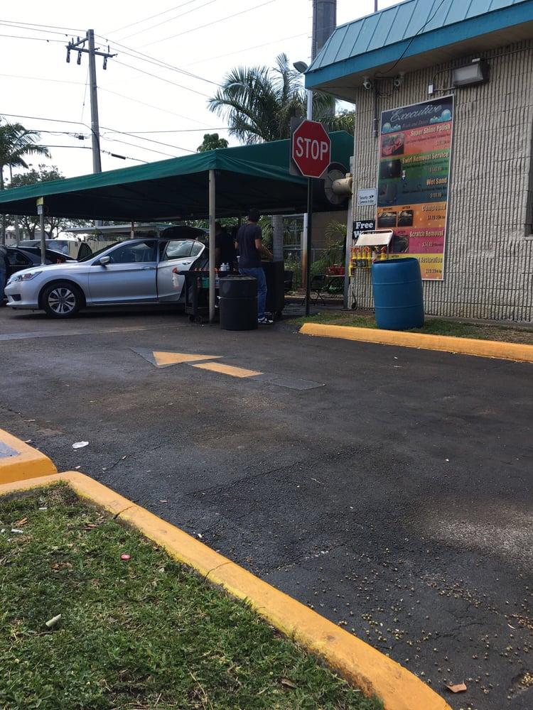 Executive Car Wash Pembroke Pines