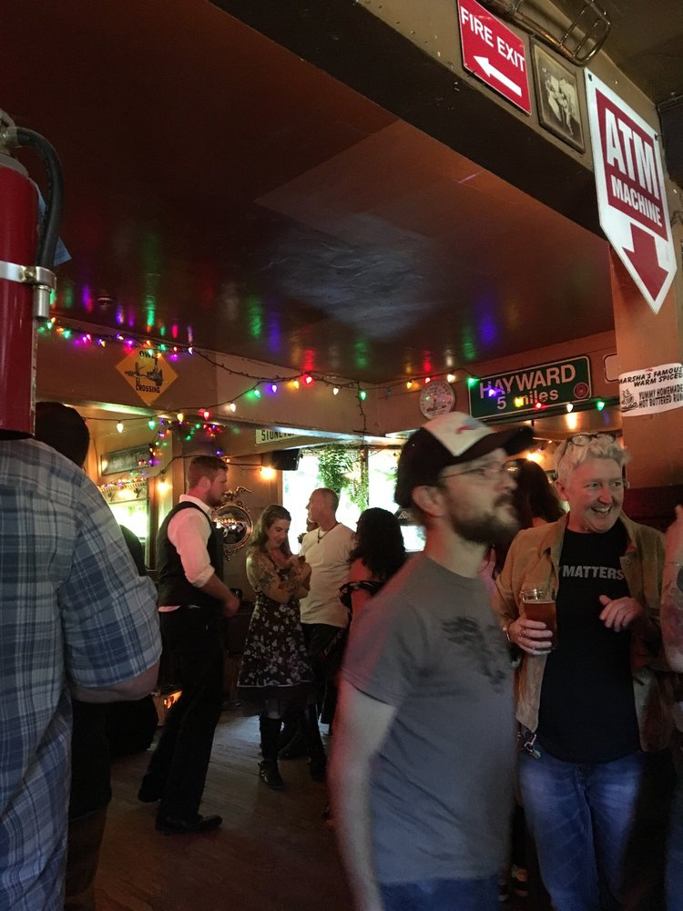 Papermill Creek Saloon: 1 Castro Ave, Forest Knolls, CA