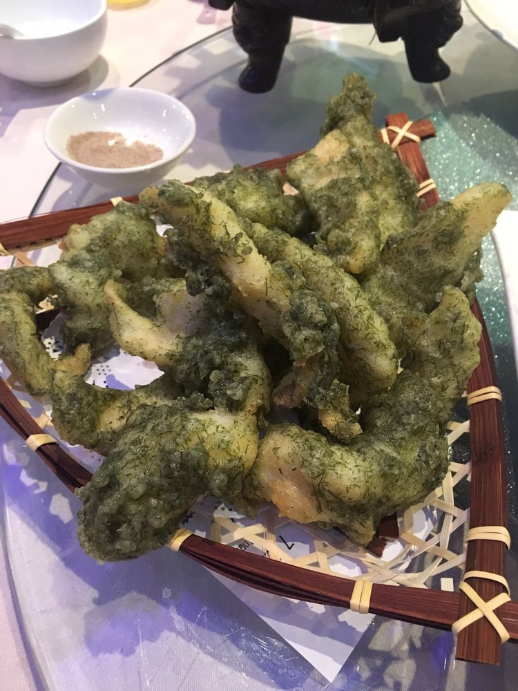 Fried fish fillet with seaweed yelp for Fried fish sandwich near me