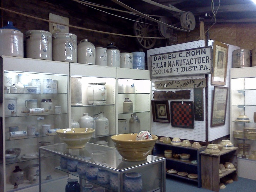 Granary Antique Mall: 603 Pearl St, Walnut, IA
