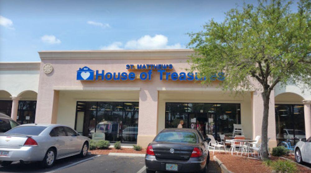 St Matthew's House Thrift Store