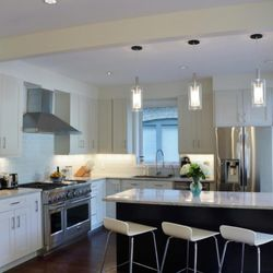 Photo Of Archway Home Remodeling   Chicago, IL, United States. Dark And  Light