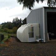 Solar Gem Greenhouse Photo Of Greenhouses Tacoma Wa United States
