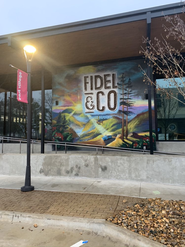 Fidel & Co: 500 Shall Ave, Little Rock, AR