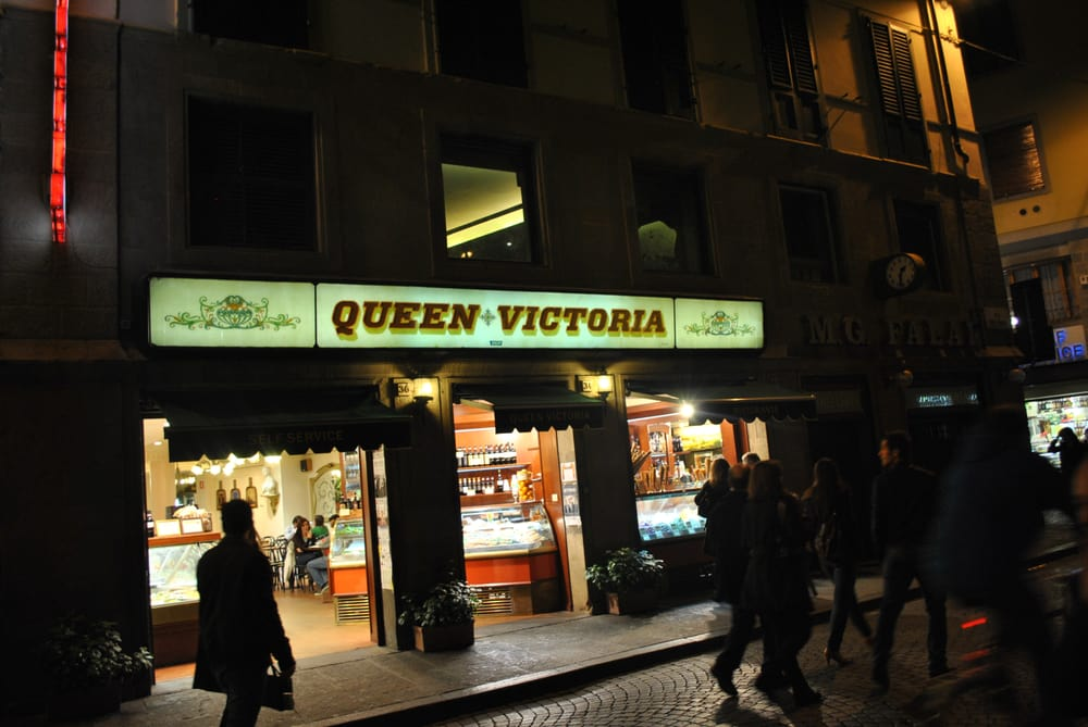Fast Food Restaurants In Florence Italy