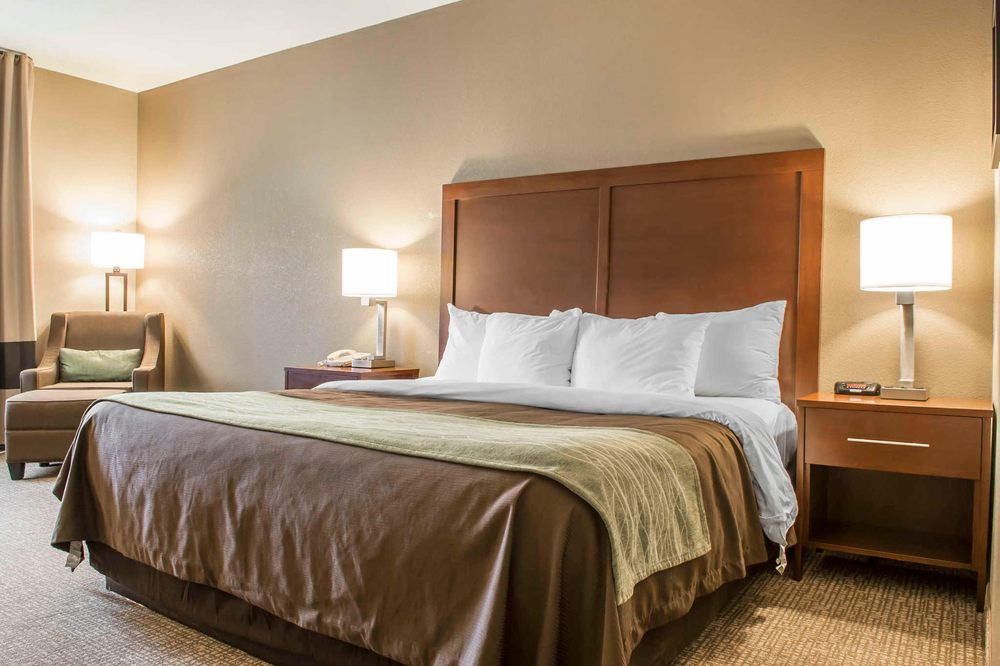 Comfort Inn Edinburg South: 4001 Closner Business 281, Edinburg, TX