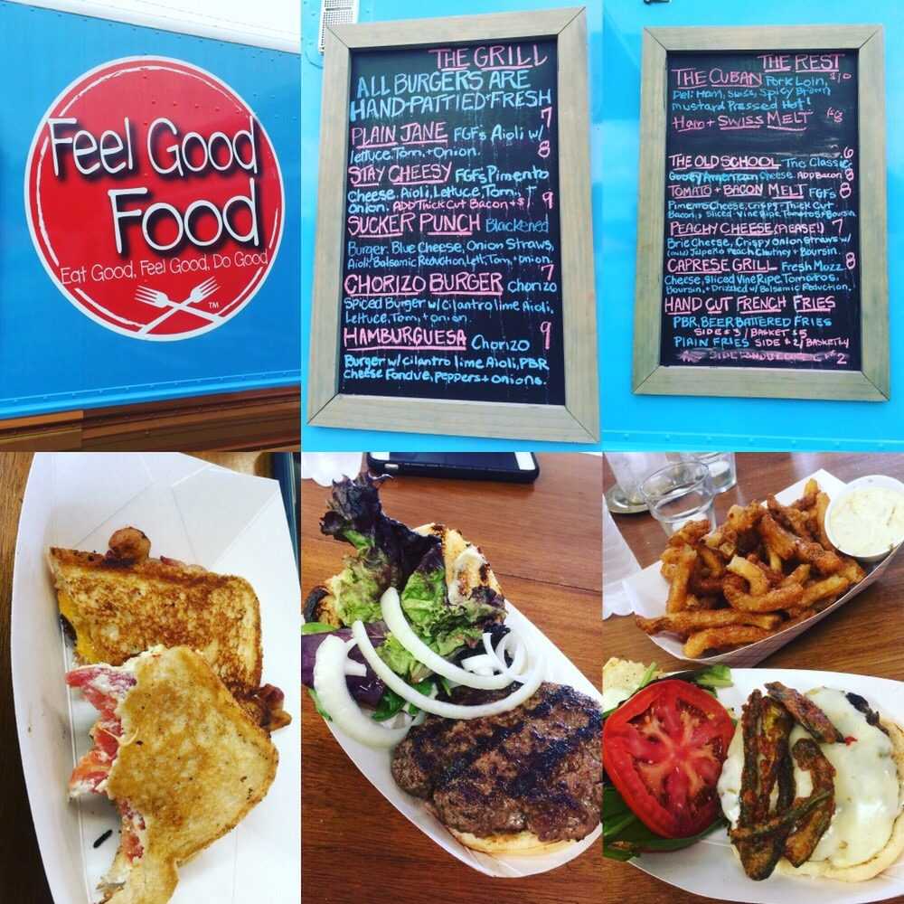 Feel Good Food: 1031 Richland Ave W, Aiken, SC