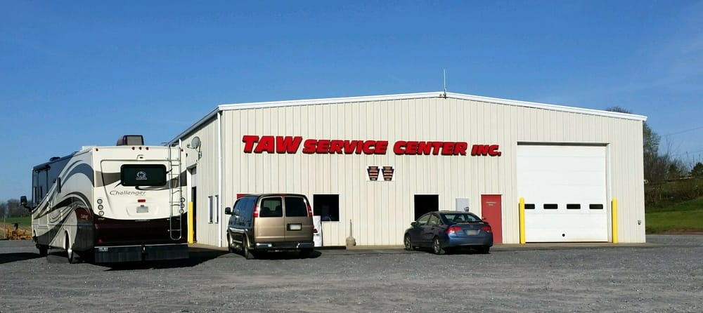 TAW Service Center: 180 S Main St, Berrysburg, PA