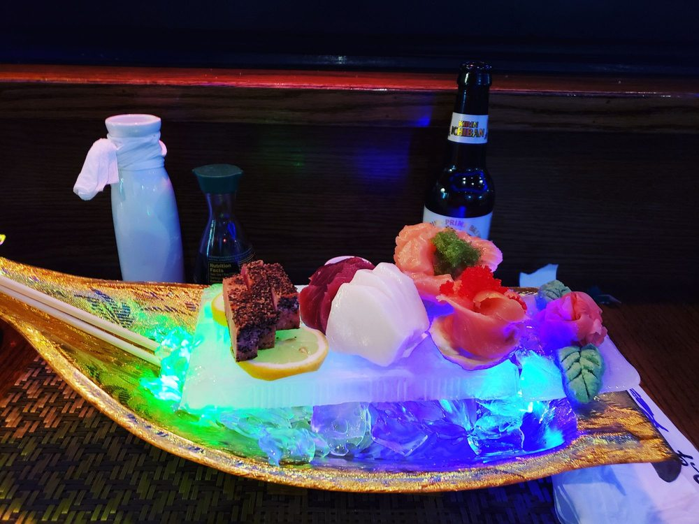 Yamato Steak House Japan: 2807 Scioto Trl, Portsmouth, OH