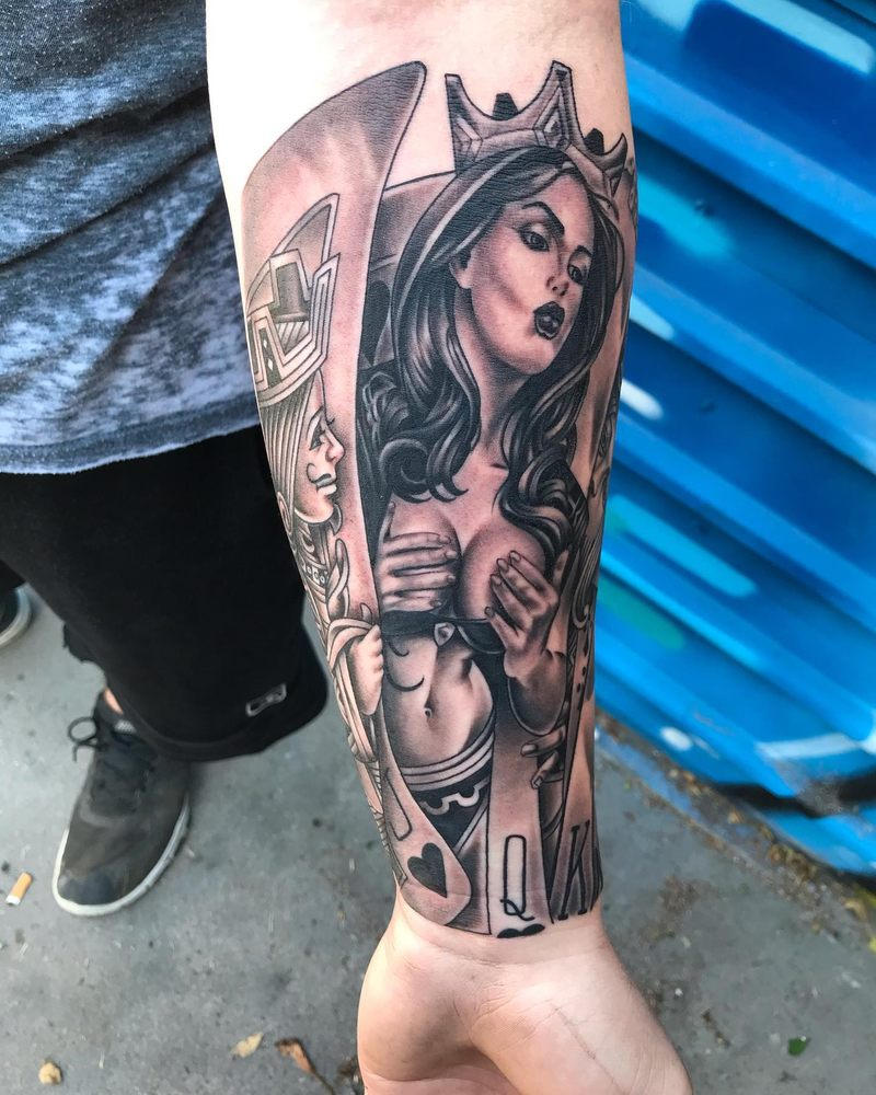 Urban's Tattoo & Piercing Studio: 2927 S Cooper St, Arlington, TX