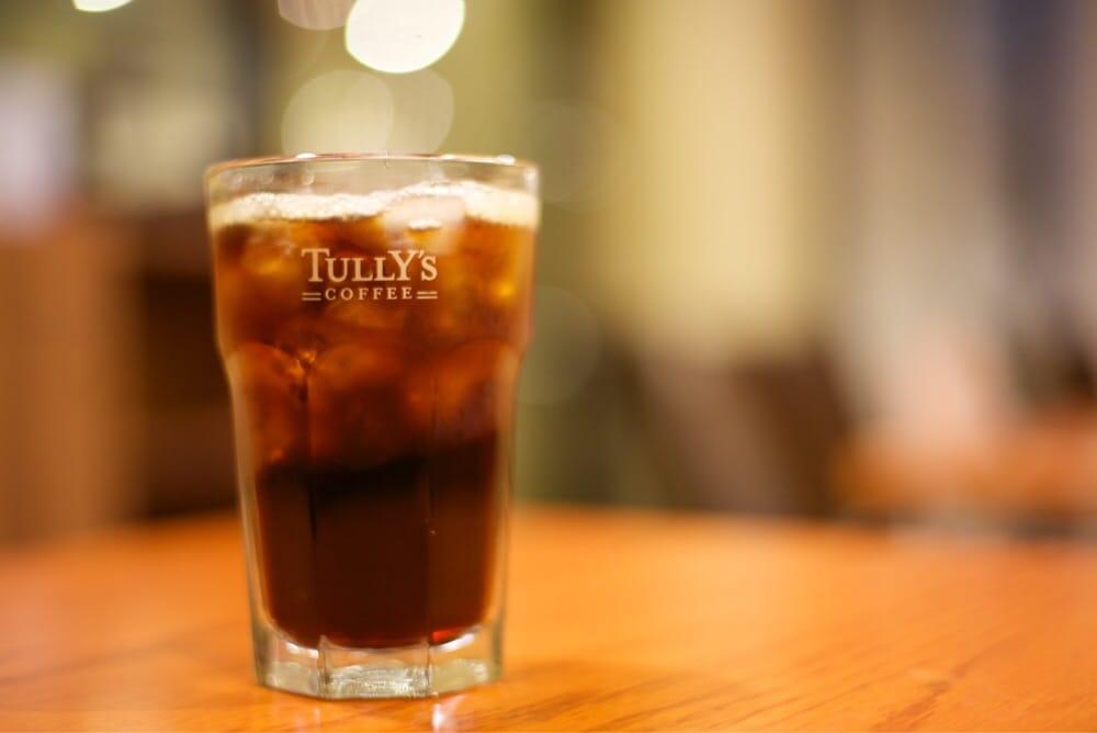 タリーズコーヒー松山銀天街店