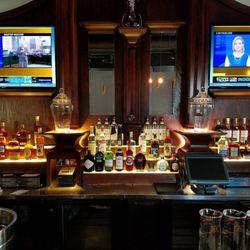 Photo Of Greystone Buffalo Ny United States The Beautiful Handcrafted Back Bar