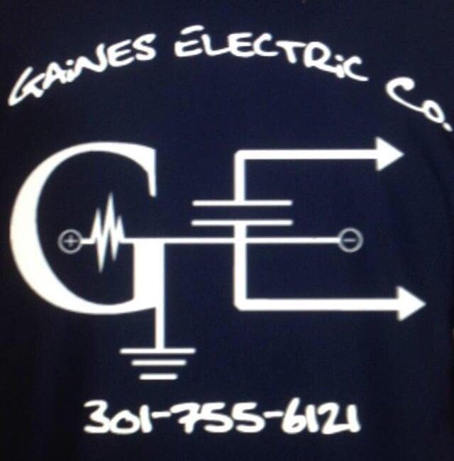 Gaines Electric: 16800 Indian Head Hwy, Accokeek, MD