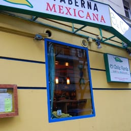 El chile verde mexican calle hilari n eslava 33 for Calle hilarion eslava