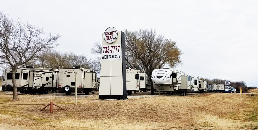 Wichita RV - East: 12828 SW US Highway 54, Andover, KS