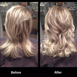 Salon 1800 28 photos hairdressers lincoln park for 1800 salon chicago