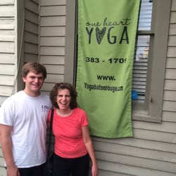 One Heart Yoga Center - Yoga - 340 St Joseph St, Baton Rouge