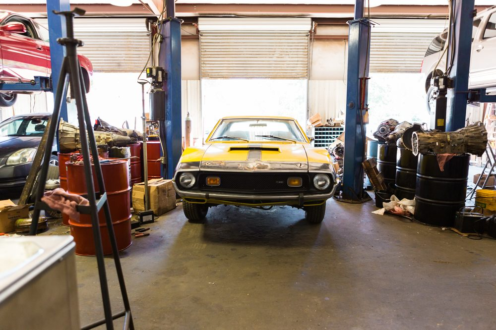 Mike's Automatic Transmissions: 3796 I 55 S, Jackson, MS