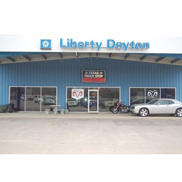 Liberty Dayton Chrysler Jeep Dodge RAM: 320 Hwy 146 Bypass, Liberty, TX