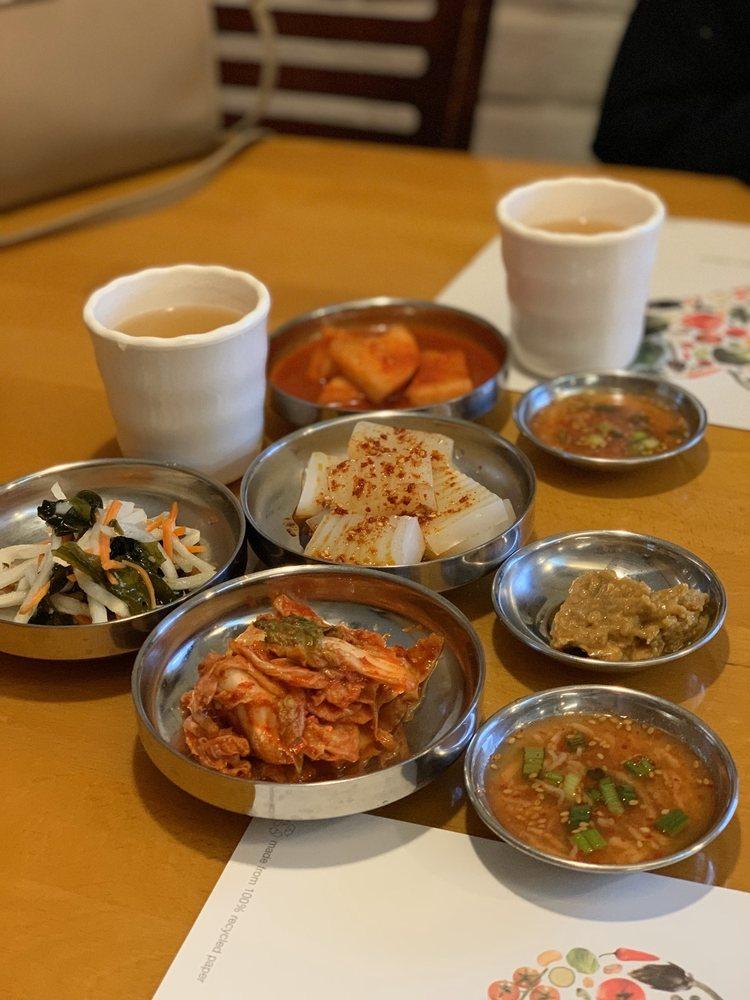 Yangpyung Seoul Restaurant: 33310 Pacific Hwy S, Federal Way, WA
