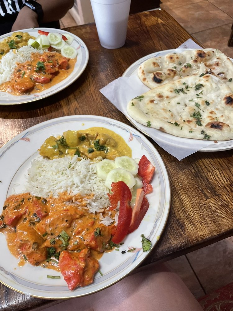 Shalimar Curry House: 631 Main St, Columbia, SC
